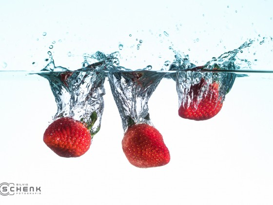 Highspeed Fruit Splash