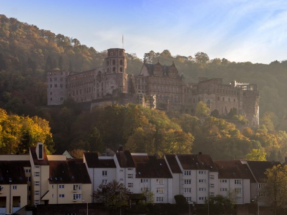 Altes Heidelberger Schloss