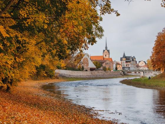 Herbst in Gera