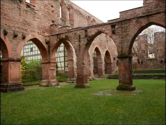 Klosterruine Stadtroda