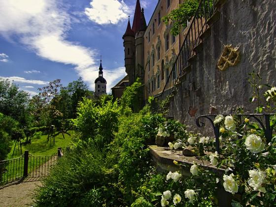 Schloss Püchau in Sachsen..