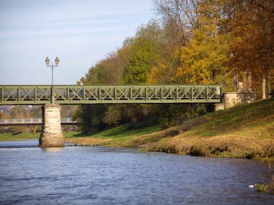 Die Stadt der vielen Brücken
