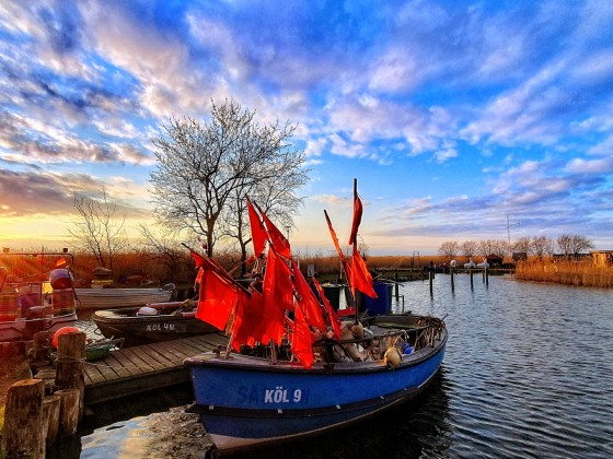 Hafen Loddin (Usedom)
