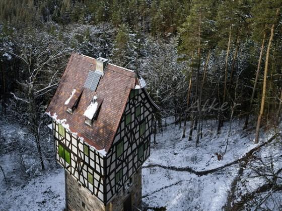 Herzogstuhl Jagdanlage Rieseneck