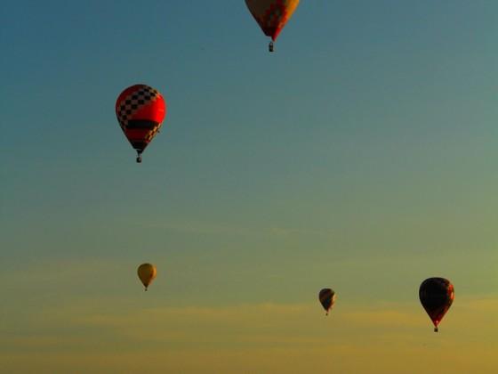 """""""99 Luft""""-Ballons..."""