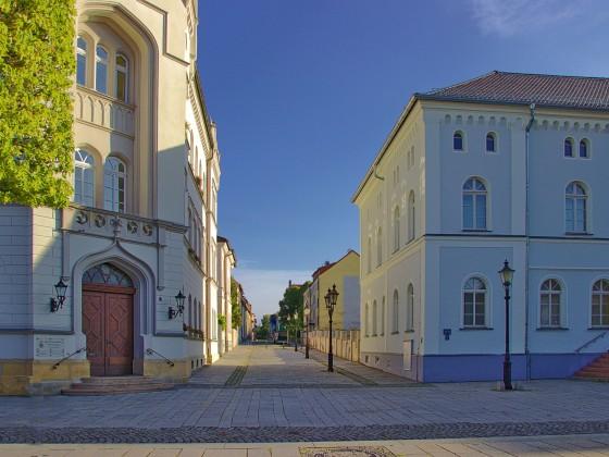 Meuselwitz am Rathaus