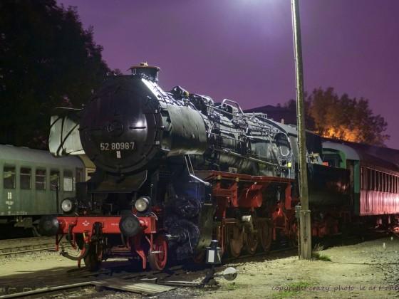 Deutsche Reichsbahn 52 8098-7