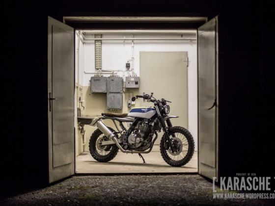 XF 650 Scrambler
