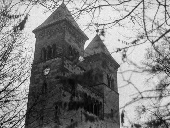 Kirche Bad Klosterlausnitz