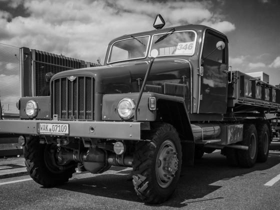 Oldtimernutzfahrzeugetreffen