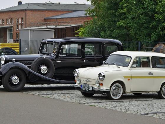 Legenden der Automobilgeschichte